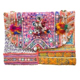 Laptop Tasche im stylish Vintage Look von Tribal Art